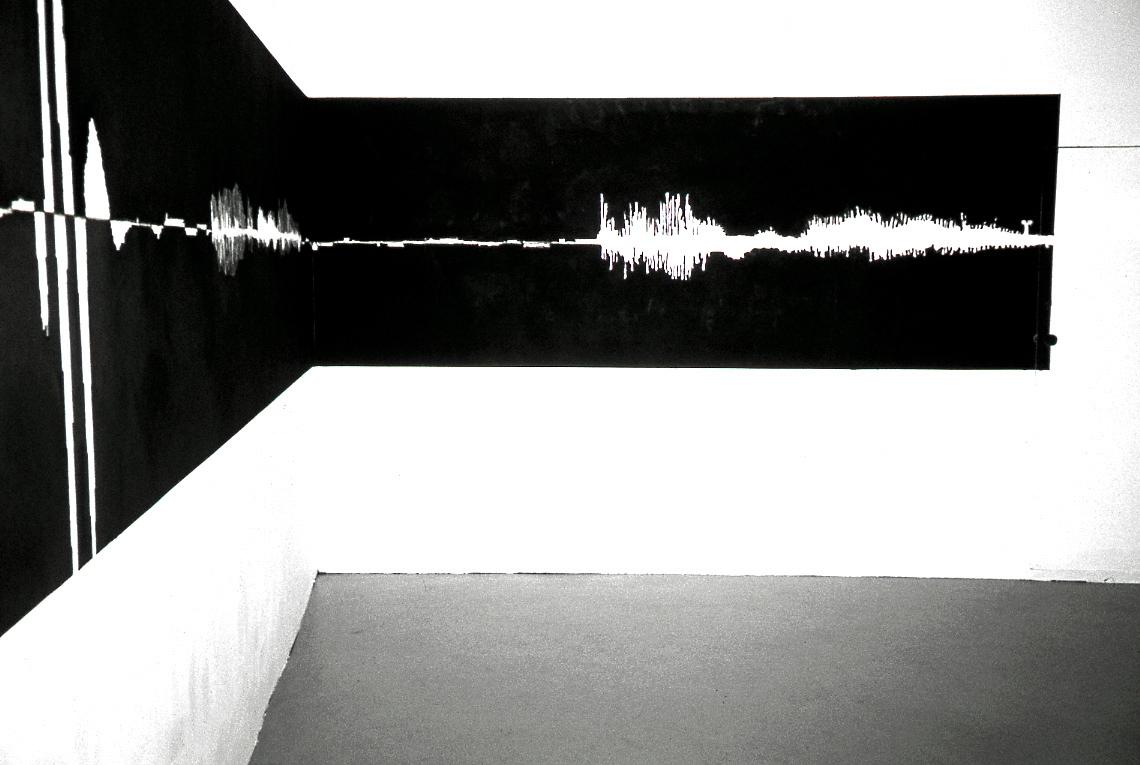 Gap, Grazyna Cydzik, Installation
